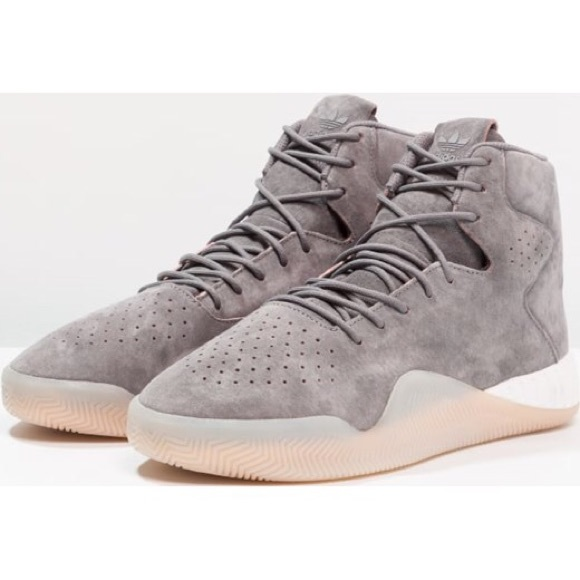 ADIDAS ORIGINALS TUBULAR INSTINCT SUEDE HIGH